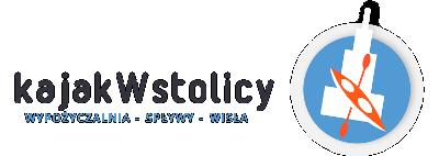 Kajak W Stolicy – Kajaki Warszawa | Wypożyczalnia Kajaków | Spływy Kajakowe Logo